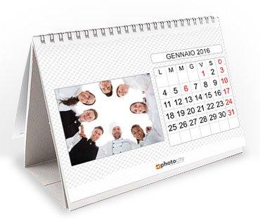 stampa foto calendario da tavolo - Daniele Panareo fotografo Lecce