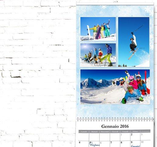 stampa foto calendario double - Daniele Panareo fotografo Lecce