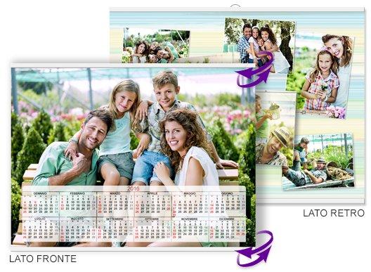 stampa foto calendario duplex - Daniele Panareo fotografo Lecce