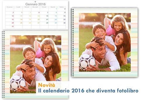stampa fotografica professionale di calendario fotolibro - Daniele Panareo fotografo Lecce