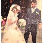 stampa su legno fotografo di matrimonio a Lecce_venatura retro