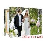 stampa su tela fotografo di matrimonio a Lecce