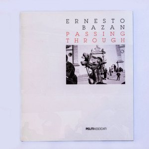 Ernesto Bazan_PASSING THROUGH cover