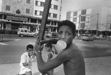 Ernesto Bazan Reportage sul baseball a Cuba