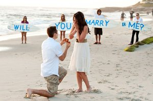 proposta di matrimonio spettacolare e fidanzamento - fotografo matrimonio lecce