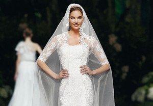 abito da sposa con velo a madonna - Daniele Panareo fotografo Matrimonio Lecce