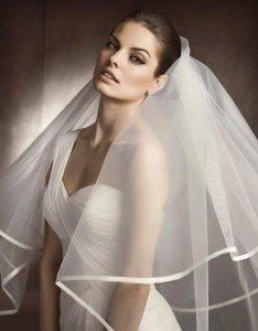 abito da sposa con velo corto - Daniele Panareo fotografo Matrimonio Lecce