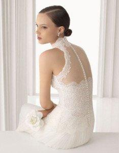 abito da sposa fiorito vedo non vedo - Daniele Panareo fotografo Matrimonio Lecce