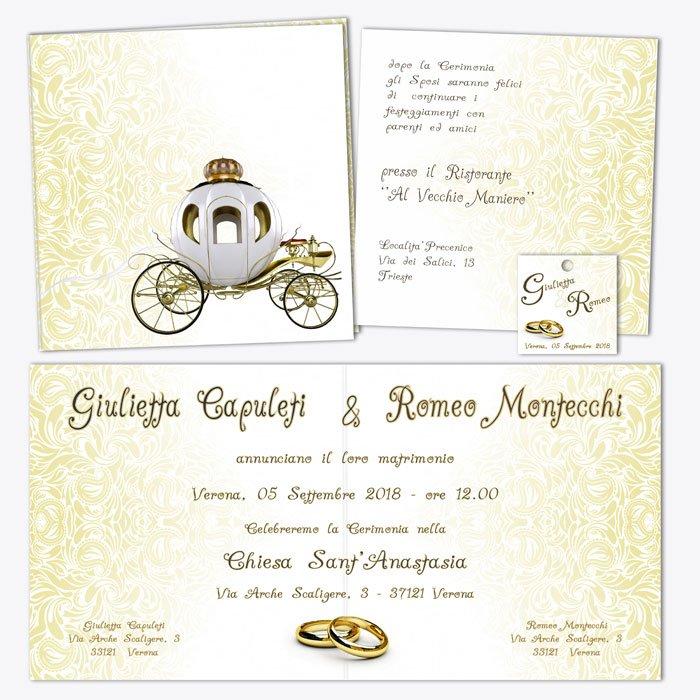 Favori Partecipazioni di nozze: indicazioni, consigli e curiositàDaniele  IO85