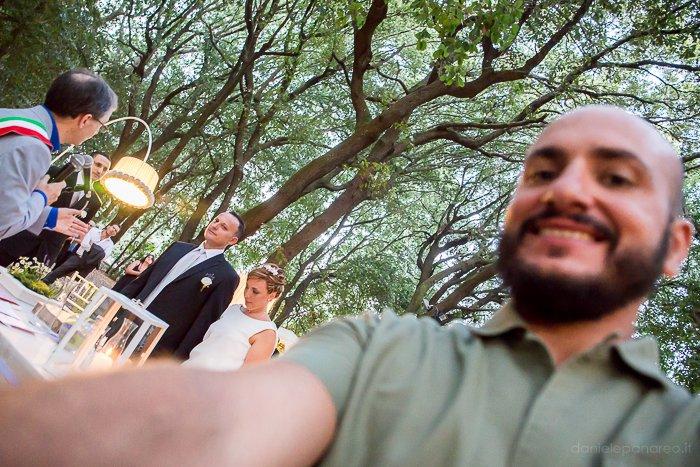 selfie durante il matrimonio di Daniele Panareo-Fotografo Matrimonio Lecce-3897