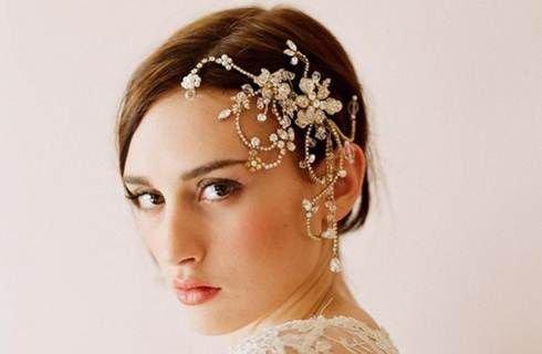 Acconciatura sposa accessori capelli fermaglio a fiore con brillanti -  Daniele Panareo Fotografo matrimonio Lecce 85a672f68b2