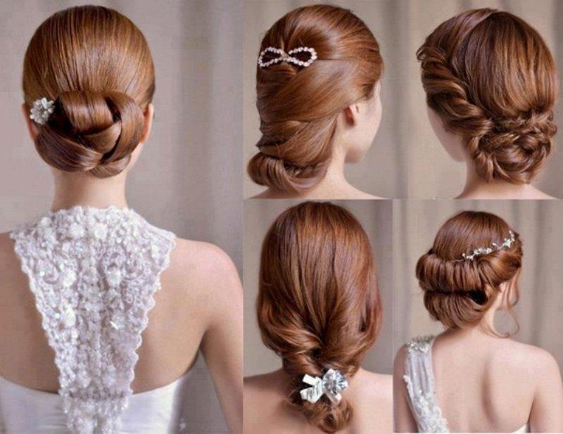 Top Acconciatura della sposa: stili, proposte e consigli originali  KF03