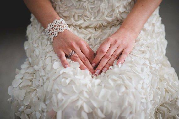 Gioielli sposa bracciale - Daniele Panareo Fotografo Lecce