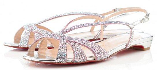 accessori matrimonio sandalo gioiello basso per la sposa - Daniele Panareo fotografo di matrimonio a Lecce