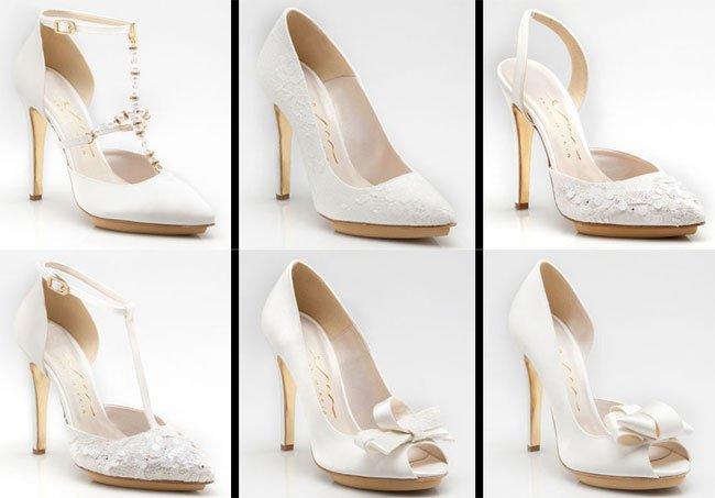 accessori matrimonio scarpe col fiocco - Daniele Panareo fotografo di matrimonio a Lecce