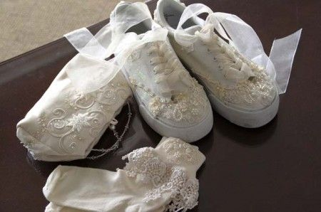 accessori matrimonio sneakers - Daniele Panareo fotografo di matrimonio a Lecce