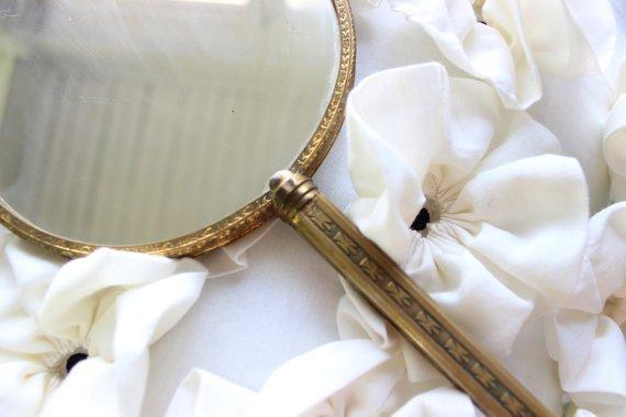 accessori matrimonio specchietto sposa - Daniele Panareo fotografo di matrimonio a Lecce