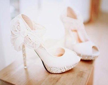 accessori sposa - scarpe - Daniele Panareo Fotografo Lecce