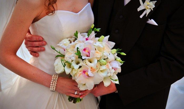 il bouquet sposa - Daniele Panareo fotografo di matrimoni a Lecce e provincia
