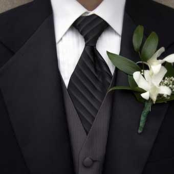 la cravatta sposo - Accessori sposo - Daniele Panareo fotografo Lecce e provincia