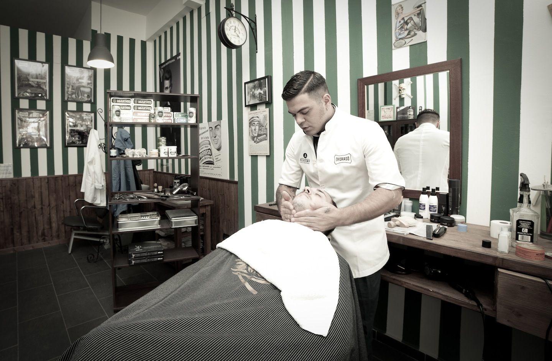 barbiere cerimonia uomo- Accessori sposo - Daniele Panareo fotografo Lecce e provincia