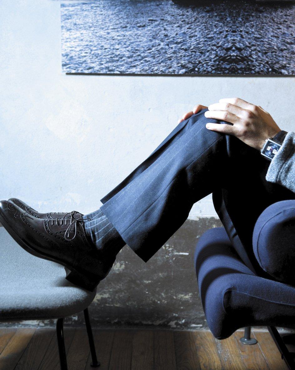 le calze - Accessori sposo - Daniele Panareo fotografo Lecce e provincia