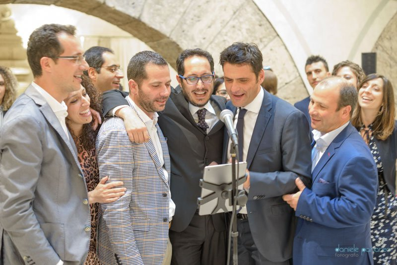 Invitati matrimonio Katiuscia e Saverio 2017