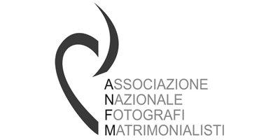 Logo ANFM fotografo lecce membro ufficiale italiano