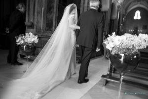 sposarsi in chiesa sposa e il padre