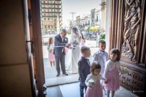 sposarsi in chiesa il corteo