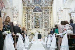 sposarsi in chiesa san matteo a Lecce