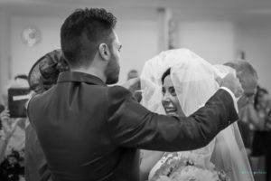 reportage di matrimonio gli sposi si vedono