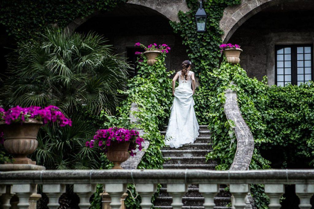 Sposarsi a Lecce castello monaci