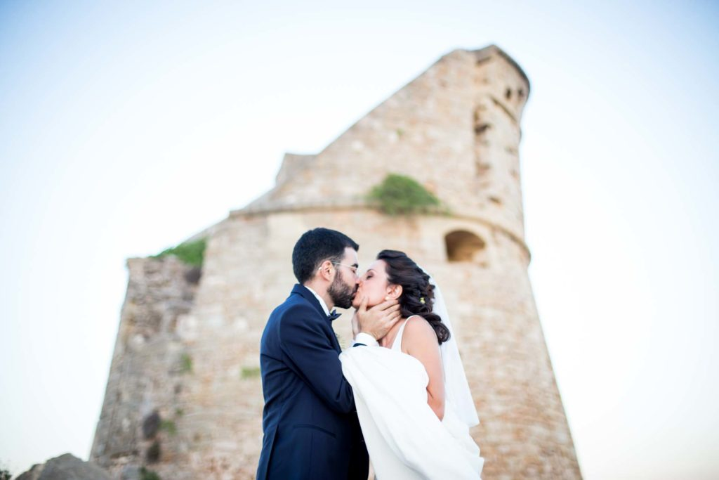 sposarsi nel Salento, la torre di Porto Miggiano