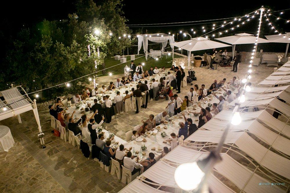 cala dei Balcani_il banchetto di ricevimento_sposarsi nel Salento