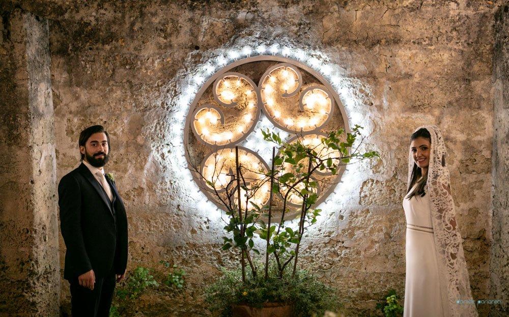 sposarsi nel Salento_Casina Calò luminarie salentine